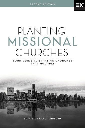 Giveaway: Planting Missional Churches