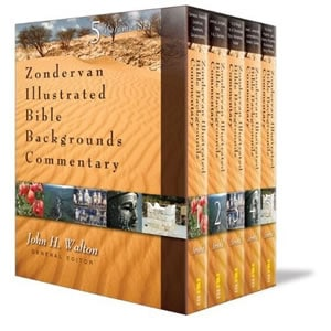 Review: Zondervan Illustrated Bible Backgrounds Commentary (OT)