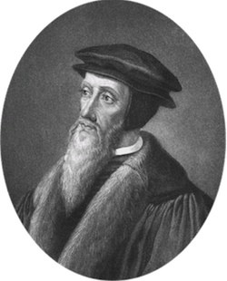 Happy Birthday, John Calvin