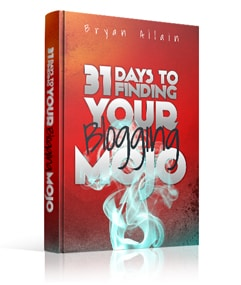 Recommendation: 31 Days to Finding Your Blogging Mojo