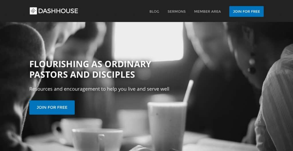 DashHouse Relaunch: Join for Resources and Encouragement