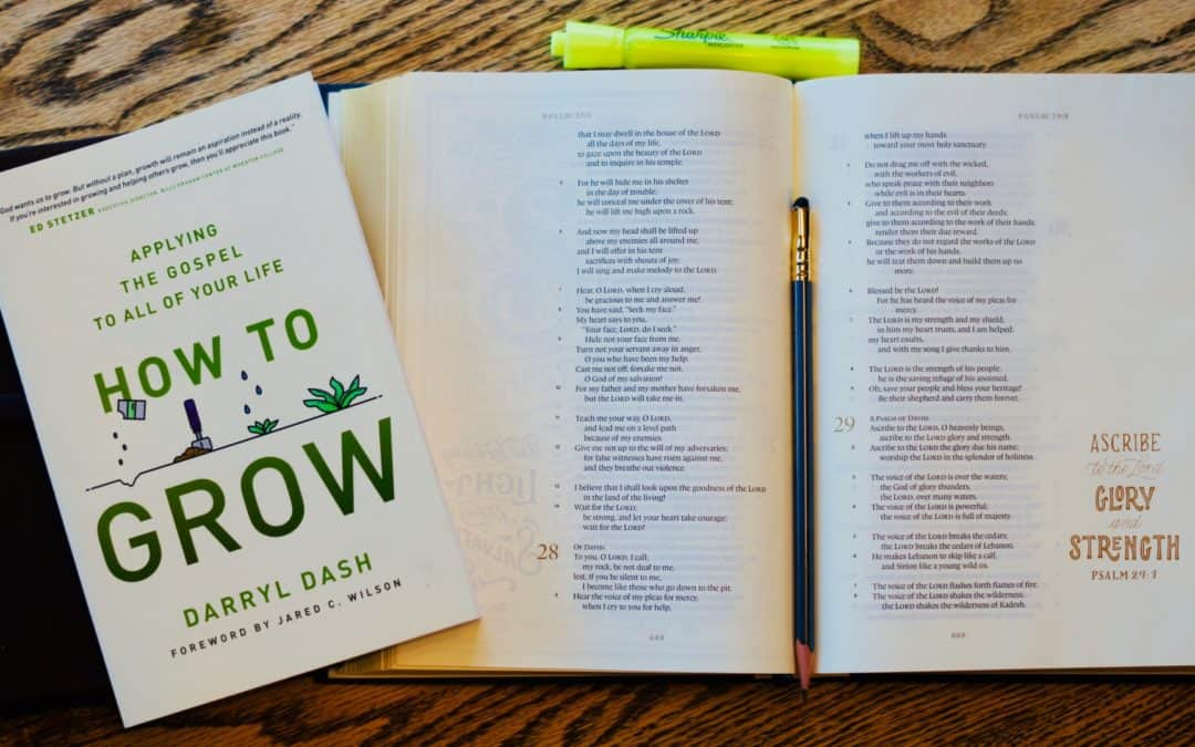 "My Book ""How to Grow"" Is Now Available"