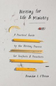 Writing for Life and Ministry